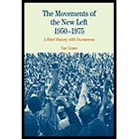 Movements of the New Left (05) by [Paperback (2004)]