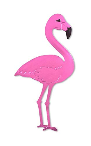 (Bargain World Foil Flamingo Silhouette (with Sticky Notes) )