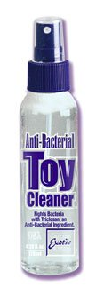 California Exotic Novelties Anti Bacterial Toy Cleaner