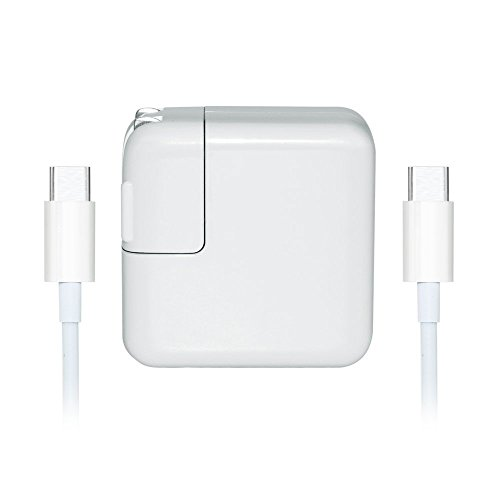 61W USB C Power Adapter for Apple MACBOOK, YIHUNION 13-inch