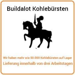 Brosses de Charbon Bosch Meuleuse GWS 1100/3/601/H22/003/5/x 10/x 16/mm avec arr/êt automatique Buil dalot