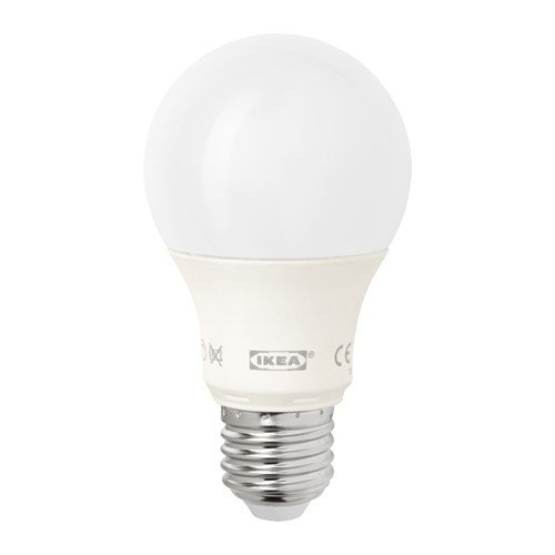 Ikea-LEDARE-LED-Light-Bulb-E26