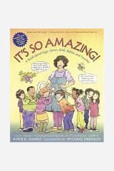 It's So Amazing!: A Book about Eggs, Sperm, Birth, Babies, and Families (The Family Library) Paperback