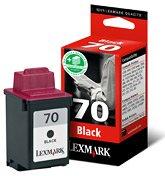 (Lexmark Model Number 12A1970  Black Ink Cartridge #70)