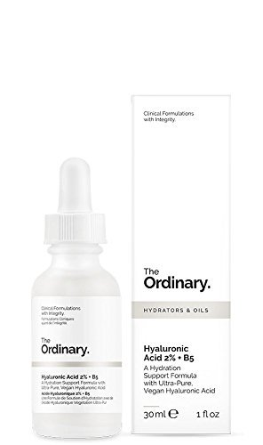 Price comparison product image The Ordinary Hyaluronic Acid 2% + B5 30ml