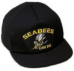 Seabees Can Do Ballcap