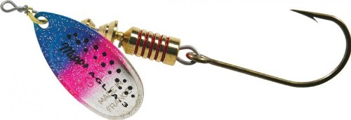 Mepps Siwash Size 3 Rainbow Trout (0.25 Ounce Rainbow Trout)