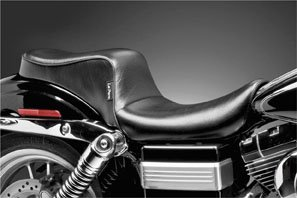 07-14 HARLEY FXDB3: Le Pera Cherokee Seat (Standard) (Black) ()