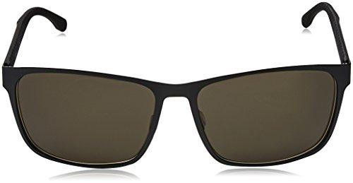 SOL Boss Brw de S Gafas Carbon 0652 Hugo Grey Mttbk Negro F 5FOvtTWn