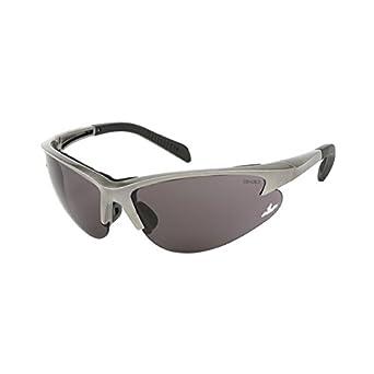 MCR Safety Solaris - Gafas de seguridad, lentes grises (4 ...