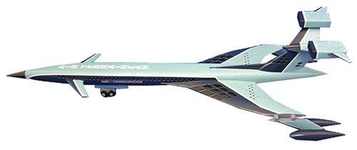 (Thunderbirds Fire Flash - Plastic Model Kit by AOSHIMA)