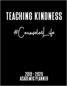 December Kindness Calendar 2020 Teaching Kindness Academic Planner    Amazon.com