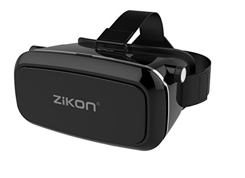 ZiKON 3D VR Headset Glasses