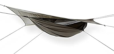 Hennessy Hammock Explorer Deluxe Series - Lightweight Camping and Survival Shelter