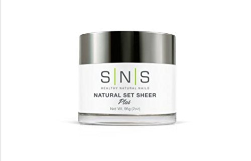 Nail White Super Powder (SNS Nails Dipping Powder No Liquid, No Primer, No UV Light - 99 PLUS)