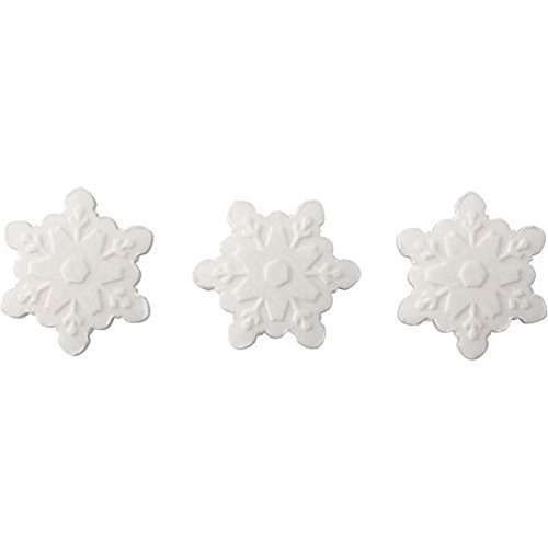 Wilton Candy Decorations White Snowflakes for $<!--$0.99-->