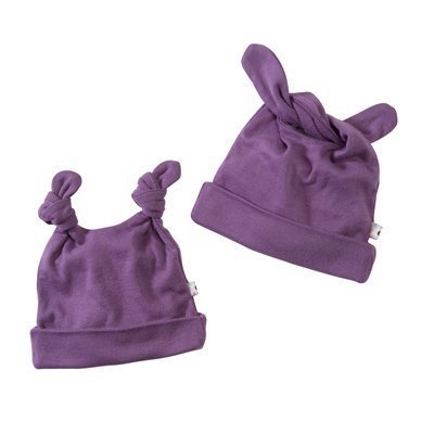 Babysoy Baby Girls Duo-Styles Signature Hat by Babysoy