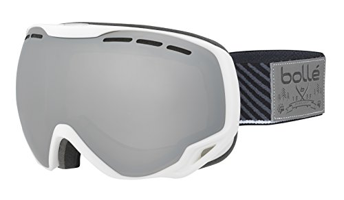 Cébé Emperor Masque de Ski Mixte WHITE STRIPES