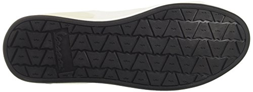Vespa Unisex-Erwachsene Freccia Sneaker Bianco (Bianco)