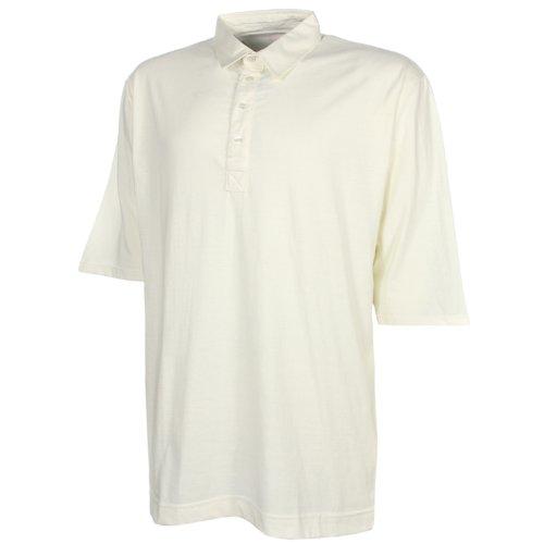 Readers Supra Herren 3/4Sleeve Cricket Shirt–Off Weiß