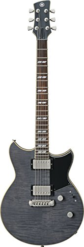 - Yamaha RevStar RS620 Electric Guitar with Gig Bag, Burnt Charcoal