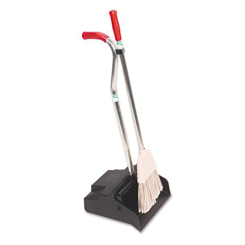Unger Ergo Dust Pan with Broom UNG EDPBR - Unger Ergonomic Broom