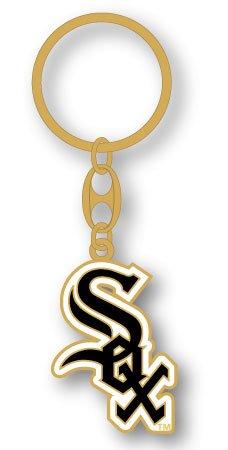 MLB Chicago White Sox Team Logo Heavyweight Key (Sox Team Key)