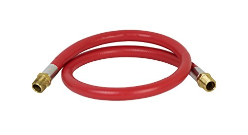 PneumaticPlus RED EPDM Synthetic Rubber Air & Water Hose 1/2