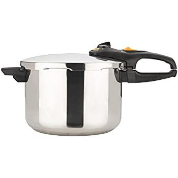 Fagor Duo Stainless-Steel 6-Quart Pressure Cooker