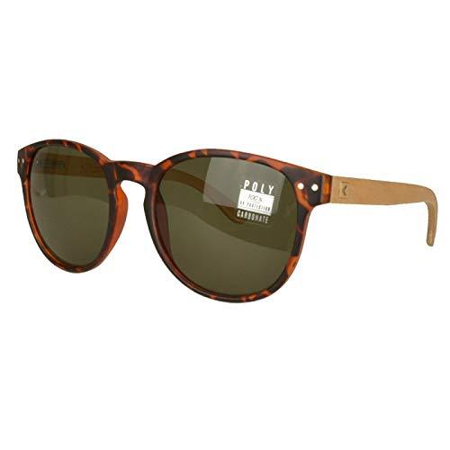 marrón hombre Kreedom de Gafas para Talla sol Marrón única wUPUYI