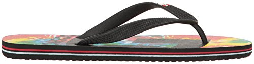 DC Männer Spray Graffik M 3 Point Sandal, EUR: 42, Black Multi