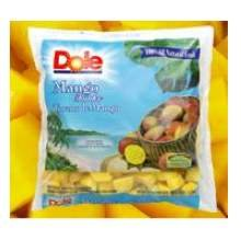 Dole Individual Quick Frozen Chunk Mango, 20 Pound -- 1 each. by Dole