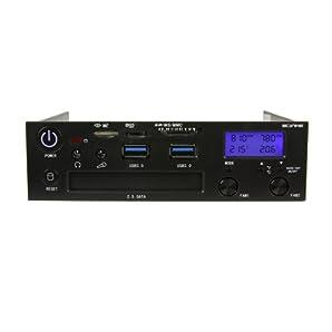 サイズ 5インチベイ搭載専用マルチパネル 「コンパネ5.1号」 SCKMPN-3100