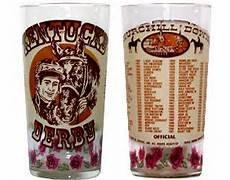 Kentucky Derby Mint Julep Cups - 1977 Kentucky Derby Official Souvenir Glass