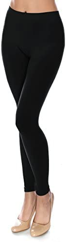 Seamless Leggings Waisted Footless Available