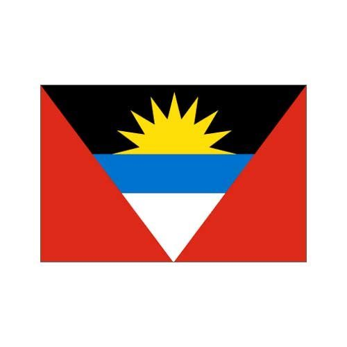 US Flag Store Antigua and Barbuda Flag 3ft x 5ft Polyester
