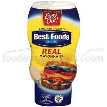 Best Foods, Real Mayonnaise, 9oz Squeeze Bottle (Pack of 3)