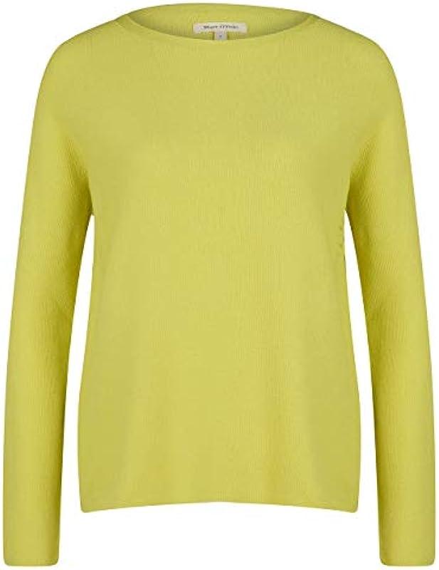 Marc O'Polo Pullover, longsleeve, solid, struct: Odzież