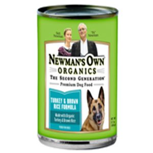 Newm Dog Tky/Brrce 24/5.5Oz by Newman's Own