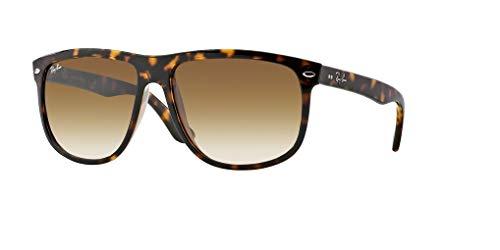 Ray-Ban RB4147 710/51 60M Light Havana/Brown Gradient Sunglasses For Men For ()