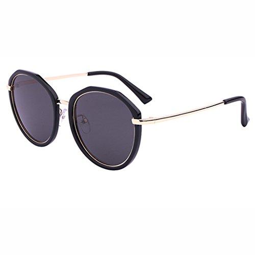 Lunettes Couleur de masculin D légères polarisé Rétro soleil de conduite mode soleil A féminine lunettes miroir awOra4q