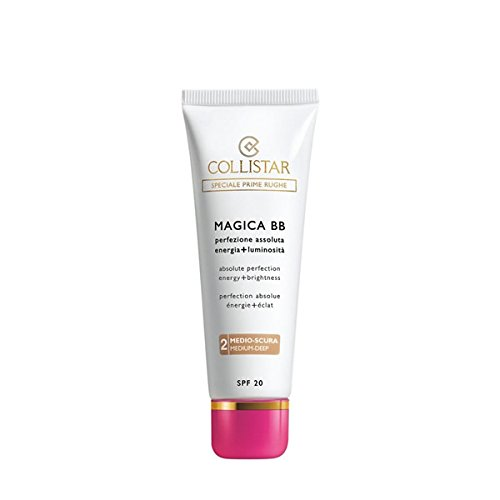 Collistar Crema Viso Magica BB Colorito Spf 20 Medio Scuro 50 ml Collistar Italy 1051 COL21710