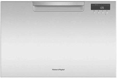 Fisher Paykel DD24SAX9 24″ Drawers Full Console Dishwasher in Stainless Steel