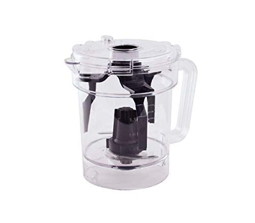 NutraMilk BRNMSMS Nut Butter and Smoothie Making Set - 8 cups, (Renewed)