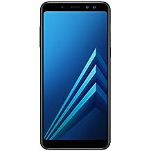 Samsung Galaxy A8 2018 Single-SIM 32GB SM-A530F Factory Unlocked 4G Smartphone (Black) - International Version