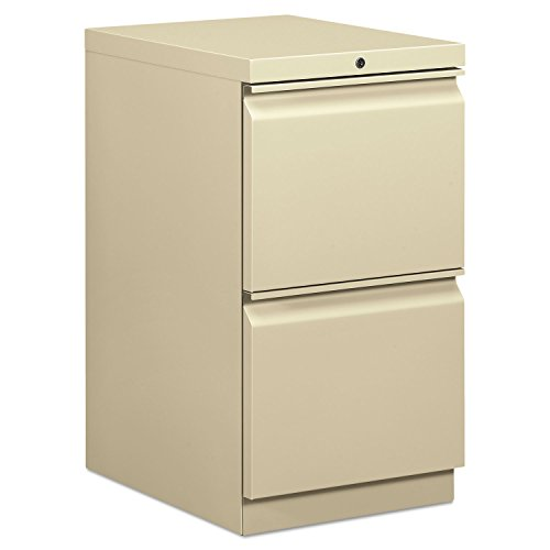 HON33820RL - Efficiencies Mobile Pedestal File w/Two File Drawers