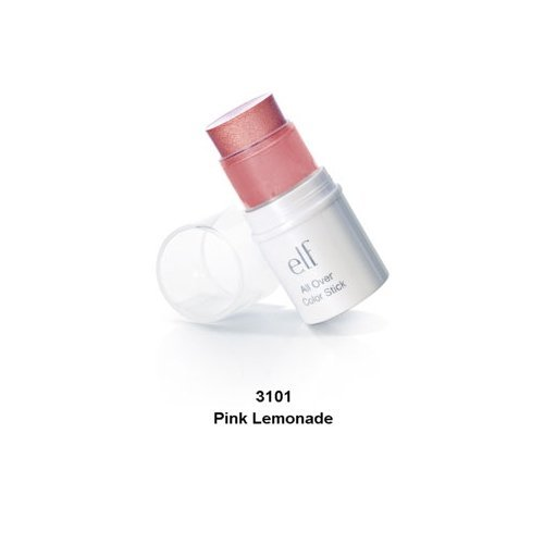(3 Pack) e.l.f. Essential All Over Color Stick - Pink Lemonade by e.l.f. Cosmetics