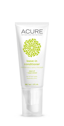 ACURE Leave-In Conditioner, 3 Ounce