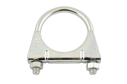 LASER TOOLS Connect 30851/d/échappement Colliers de Serrage 52/mm Lot de 10