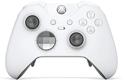 Microsoft - Mando Elite Wireless (Xbox One), blanco: Microsoft ...